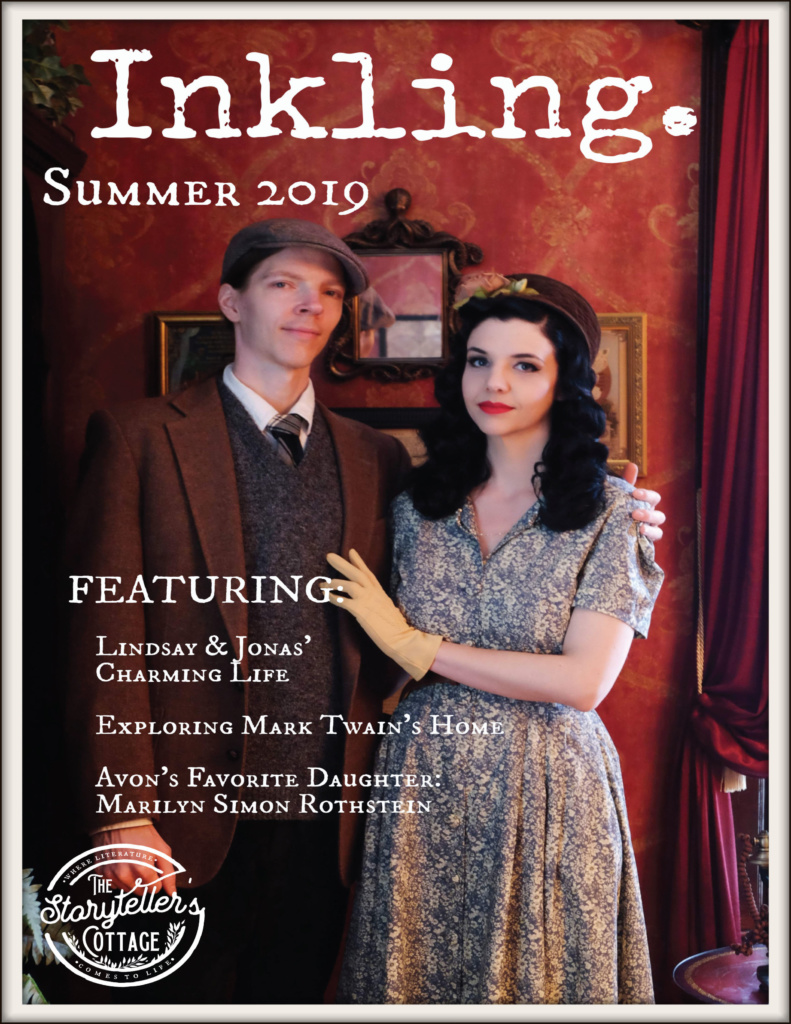INKLING LITERARY MAGAZINE   We're On The Cover! -